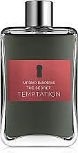 Fragrances, Perfumes, Cosmetics Antonio Banderas The Secret Temptation - Eau de Toilette