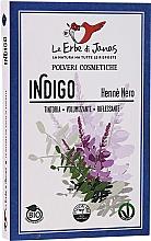 "Fragrances, Perfumes, Cosmetics Hair Powder ""Indigo"" - Le Erbe di Janas Indigo (Black Henna)"
