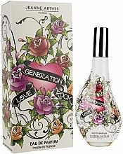 Fragrances, Perfumes, Cosmetics Jeanne Arthes Love Generation Rock - Eau de Parfum