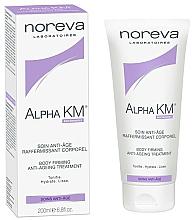 Fragrances, Perfumes, Cosmetics Body Cream - Noreva Laboratoires Alpha KM Body Firming Anti-Ageing Treatment