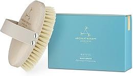 Fragrances, Perfumes, Cosmetics Body Brush - Aromatherapy Associates Revive Body Brush