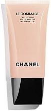Fragrances, Perfumes, Cosmetics Face Scrub - Chanel Le Gommage Gel Exfoliant