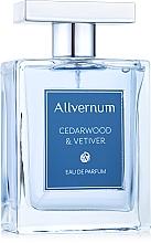Fragrances, Perfumes, Cosmetics Allvernum Cedarwood & Vetiver - Eau de Parfum