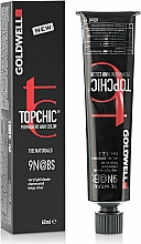 Fragrances, Perfumes, Cosmetics Professional Long-Lasting Hair Color - Goldwell Topchic Hair Color Coloration