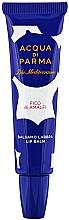 Fragrances, Perfumes, Cosmetics Acqua di Parma Blu Mediterraneo Fico di Amalfi - Lip Balm