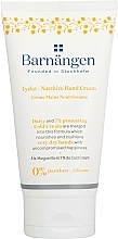 Fragrances, Perfumes, Cosmetics Nourishing Hand Cream - Barnangen Lycka Nutritive Hand Cream