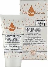 Fragrances, Perfumes, Cosmetics Baby First Teeth Toothpaste - Nebiolina Baby First Teeth Toothpaste