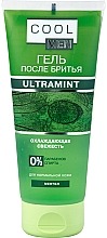 "Fragrances, Perfumes, Cosmetics After Shave Gel ""Ultramint"" - Cool Men"