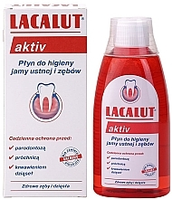 "Fragrances, Perfumes, Cosmetics Mouthwash ""Active"" - Lacalut Aktiv"