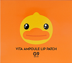 Fragrances, Perfumes, Cosmetics Hydrogel Lip Patch Mask - G9Skin Vita Ampoule