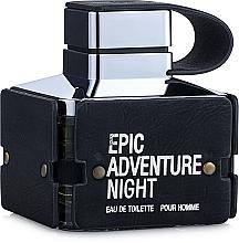Fragrances, Perfumes, Cosmetics Emper Epic Adventure Night - Eau de Toilette