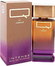 Fragrances, Perfumes, Cosmetics Armaf Q Intense - Eau de Parfum