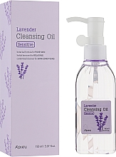 Fragrances, Perfumes, Cosmetics Cleansing Lavender Oil - A'pieu Lavender Cleansing Oil