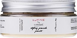Fragrances, Perfumes, Cosmetics Styling Pomade - BioBotanic BeFine Styling Pomade