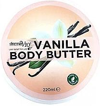 Fragrances, Perfumes, Cosmetics Vanilla Body Butter - Derma V10