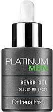 Fragrances, Perfumes, Cosmetics Beard Oil - Dr Irena Eris Platinum Men Beard oil