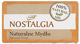 "Fragrances, Perfumes, Cosmetics Soap ""Natural"" - Luksja Nostalgia Natural Soap"