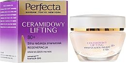 Fragrances, Perfumes, Cosmetics Anti-Aging Face Cream - Perfecta Ceramid Lift 80+ Face Cream