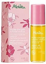 Fragrances, Perfumes, Cosmetics Rose Hips & Argan Oil - Melvita Huiles De Beaute Argan & Rose Hip Oil Roll-On