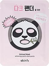 Fragrances, Perfumes, Cosmetics Face Sheet Mask - Skin79 Animal Mask For Dark Panda