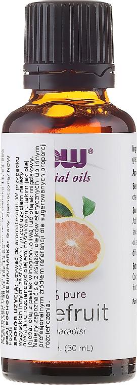 "Essential Oil ""Grapefruit"" - Now Foods Grapefruit Essential Oils"