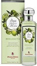 Fragrances, Perfumes, Cosmetics Alvarez Gomez Agua Fresca De Flores Bergamota - Parfum