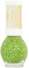 Fragrances, Perfumes, Cosmetics Nail Polish - Miss Sporty Candy Shine Glitter Effect