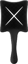 Fragrances, Perfumes, Cosmetics Detangler Brush - Ikoo Paddle X Classic Beluga Black
