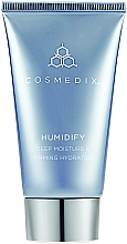 Fragrances, Perfumes, Cosmetics Deep Moisturizing & Strengthening Cream - Cosmedix Humidify Deep Moisture Cream