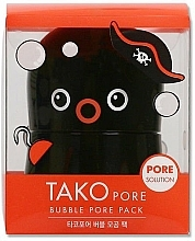 Fragrances, Perfumes, Cosmetics Bubble Mask - Tony Moly Tako Pore Bubble Pore Pack