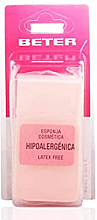 Fragrances, Perfumes, Cosmetics Latex-Free Makeup Sponge - Beter