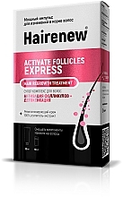 Fragrances, Perfumes, Cosmetics Follicles Express Treatment Innovative Hair Complex - Hairenew Activate Follicles Express Treatment