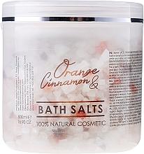 Fragrances, Perfumes, Cosmetics Bath Salt - Sezmar Collection Professional Orange & Cinnamon Bath Salts