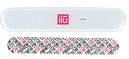 Fragrances, Perfumes, Cosmetics Nail File, in case - Ilu Nail File With Case Medium 240/240