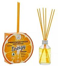 """Fragrances, Perfumes, Cosmetics Reed Diffuser """"Energy"""" - La Casa de Los Aromas Energy Reed Diffuser"""