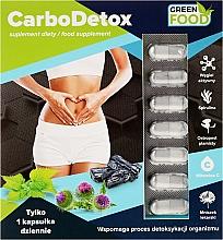 Fragrances, Perfumes, Cosmetics Dietary Supplement Complex - Noble Health Slim Line Carbodetox
