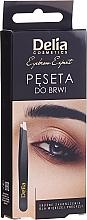 Fragrances, Perfumes, Cosmetics Eyebrow Tweezers - Delia Cosmetics Eyebrow Expert