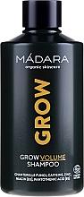 Fragrances, Perfumes, Cosmetics Volume Thin Hair Shampoo - Madara Cosmetics Grow Volume Shampoo