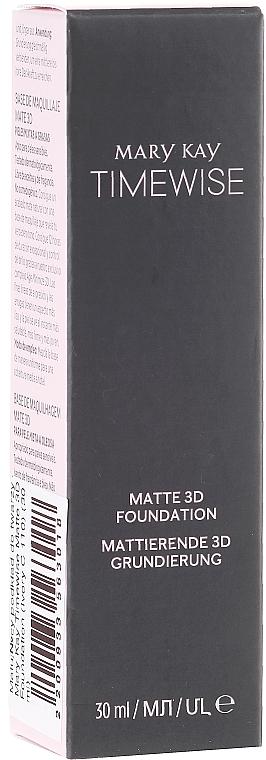 Mattifying Foundation - Mary Kay Timewise Matte 3D Foundation