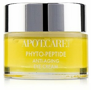 Anti-Aging Eye Cream - APOT.CARE Phyto Peptide Eye Cream — photo N1