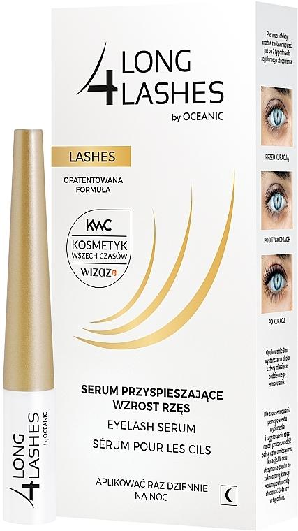 Lash Growth Serum - Long4Lashes Eyelash Enhancing Serum