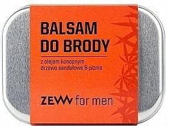 Fragrances, Perfumes, Cosmetics Hemp Oil Beard Balm - Zew Beard Balm