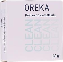 Fragrances, Perfumes, Cosmetics Makeup Remover - Oreka Anti-Smog Cleaning Make-Up Removal Bar