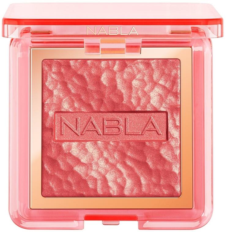 Face Blush - Nabla Miami Lights Collection Skin Glazing