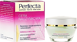 Fragrances, Perfumes, Cosmetics Anti-Wrinkle Cream - Perfecta Cera Naczynkowa Cream
