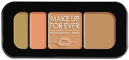 Fragrances, Perfumes, Cosmetics Cream Concealer Palette - Make Up For Ever Ultra HD Underpainting Palette
