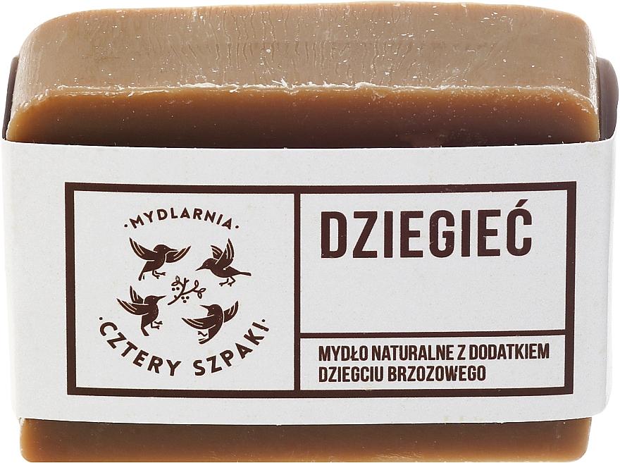 "Soap ""Tar"" - Cztery Szpaki Soap"