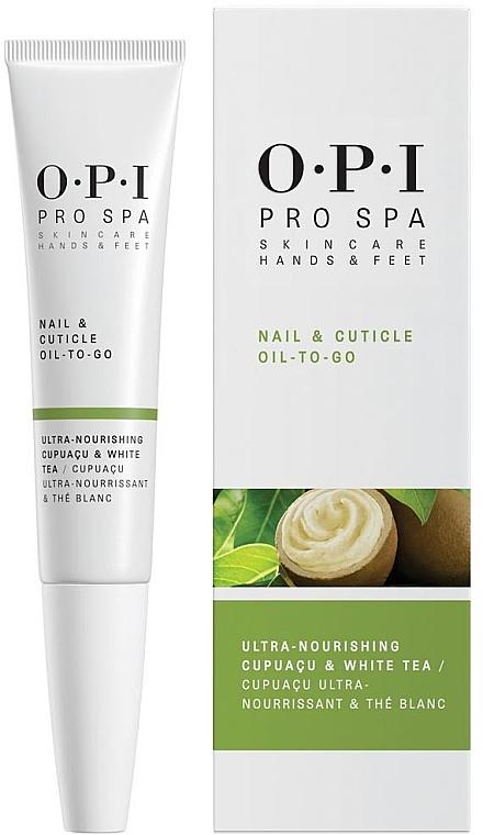 Nail & Cuticle Oil - O.P.I. ProSpa Nail & Cuticle Oil To Go