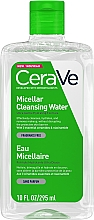 Fragrances, Perfumes, Cosmetics Moisturizing Facial Micellar Water for All Skin Types - CeraVe Micellar Cleansing Water