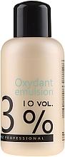 Fragrances, Perfumes, Cosmetics Creamy Oxydant Emulsion 3% - Stapiz Professional Oxydant Emulsion 10 Vol